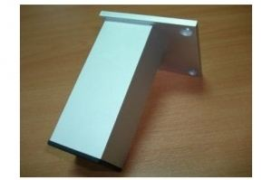 Опора 222 алюминий 38*100 (10*120*) - Оптовый поставщик комплектующих «Виком»