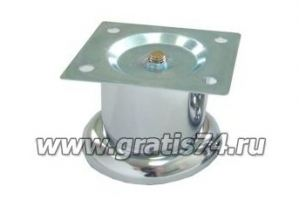 Опора мебельная 12723 - Оптовый поставщик комплектующих «ГРАТИС»