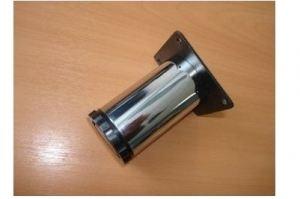 Опора мебельная 42*80 (5100) хром (10*,100) - Оптовый поставщик комплектующих «Виком»