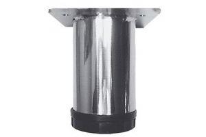 Опора мебельная DRT002 - Оптовый поставщик комплектующих «Озёрская фурнитурная компания»