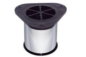 Опора мебельная ОСМ 60 - Оптовый поставщик комплектующих «Кламет»