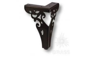 Опора мебельная резная KAX-4626-0150-B13 - Оптовый поставщик комплектующих «Брасс»