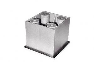 Опора регулируемая квадратная Н09/50 ОРК 52-К - Оптовый поставщик комплектующих «Озёрская фурнитурная компания»