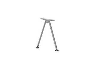Опора стола A-04 (STR) - Оптовый поставщик комплектующих «Миниформ»