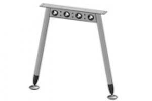 Опора стола AOS-0010(G) - Оптовый поставщик комплектующих «Миниформ»