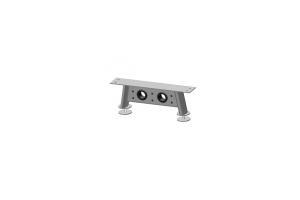 Опора стола (с опорой на тумбу) AOS-0014 - Оптовый поставщик комплектующих «Миниформ»