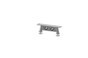 Опора стола (с опорой на тумбу) AOS-0014 (G) - Оптовый поставщик комплектующих «Миниформ»