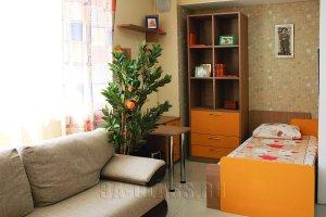 Оранжевая мебель для детской - Мебельная фабрика «ААА Классика»