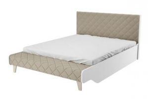 Оригинальная двуспальная кровать Ларго - Мебельная фабрика «Интеди»