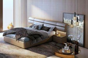 Оригинальная кровать Арканзас - Мебельная фабрика «Dream Catchers»