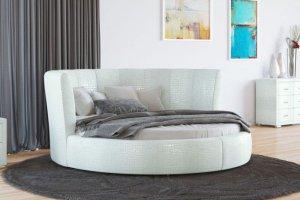 Оригинальная круглая кровать - Мебельная фабрика «Уют»