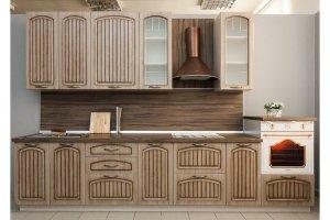 Оригинальная кухня Кантри - Мебельная фабрика «Хомма»