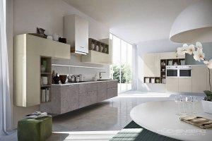 Оригинальная кухня LAZIO - Мебельная фабрика «KUCHENBERG»