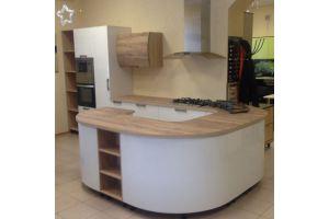 Оригинальная закругленная кухня - Мебельная фабрика «ДОН-Мебель»
