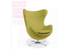 Оригинальное стильное кресло Egg - Мебельная фабрика «Норд»