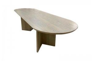 Оригинальный стол из массива ясеня - Мебельная фабрика «Массив»
