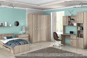 Спальня Орион-2 - Мебельная фабрика «Дара»