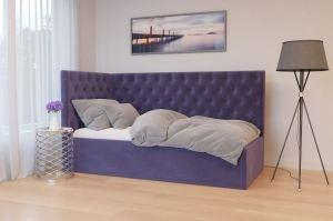 Кровать Орландо угловая - Мебельная фабрика «Полярис»