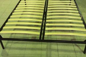 Ортопедическое основание кровати с ламелиями под матрац - Оптовый поставщик комплектующих «Атриум»