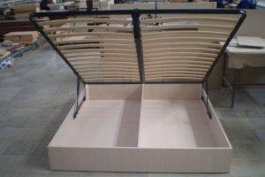 Ортопедическое основание кровати с ламелиями под матрац разборное - Оптовый поставщик комплектующих «Атриум»