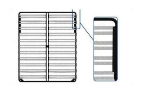 Ортопедическое основание подъемное - Оптовый поставщик комплектующих «Кузнецкий завод мебельной фурнитуры»