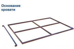 Основание кровати - Оптовый поставщик комплектующих «Визави»