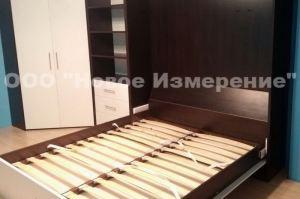 Откидная шкаф кровать-трансформер с угловым шкафом - Мебельная фабрика «Новое измерение»