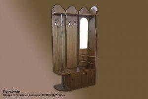 Открытая прихожая - Мебельная фабрика «На Трёхгорной»