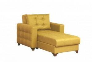 Оттоманка Паркер -2 с приспинной подушкой - Мебельная фабрика «Олмеко»
