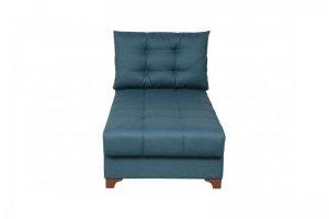 Оттоманка Паркер с приспинной подушкой - Мебельная фабрика «Олмеко»