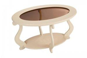 Овальный изящный стол Виват - Мебельная фабрика «RIVALLI»