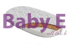 Овальный матрас Cocooval - Мебельная фабрика «Baby Elite»