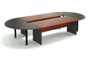 Овальный стол 100/2 PR - Мебельная фабрика «FUTURA»