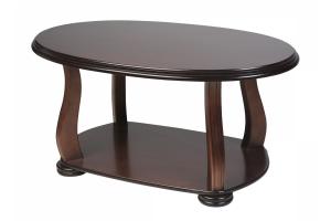 Овальный журнальный стол Версаль 8 - Мебельная фабрика «Декор Классик»