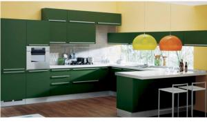 П-образная кухня - Мебельная фабрика «SaEn»
