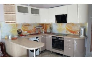 П-образная кухня - Мебельная фабрика «Меркурий»