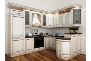 П-образная кухня - Мебельная фабрика «МЭК»