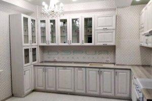 П-образная кухня Аллегра - Мебельная фабрика «Дэрия»