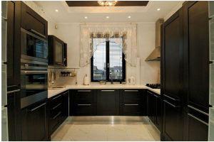 П-образная кухня венге - Мебельная фабрика «Ваша мебель»