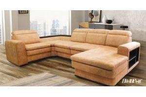 П-образный диван Атлантик - Мебельная фабрика «DiWell»