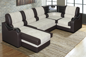 П-образный диван Фантазия - Мебельная фабрика «Идиллия»