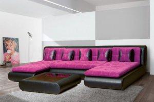 П-образный Диван Меган  - Мебельная фабрика «Mebelit», г. Ульяновск