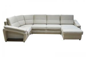 П-образный диван Прага - Мебельная фабрика «33 дивана»