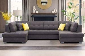 П-образный диван Святослав - Мебельная фабрика «Идиллия»