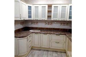 П-образный кухонный гарнитур МДФ - Мебельная фабрика «Таита»