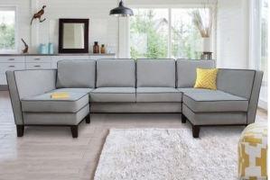 П-образный вариант дивана Bruno - Мебельная фабрика «Аргос»