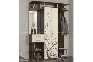 Прихожая с фотопечатью Париж - Мебельная фабрика «Мебель Поволжья»