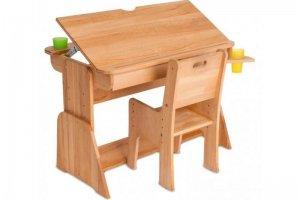 Парта-мольберт Школярик С-470-1 - Мебельная фабрика «Абсолют-мебель»
