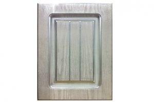 Патинированный фасад  Кантри Патина Серебро - Оптовый поставщик комплектующих «Цвет Мебели»