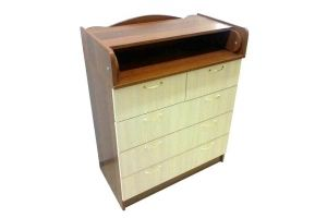 Пеленальный комод - Мебельная фабрика «Арт-мебель»
